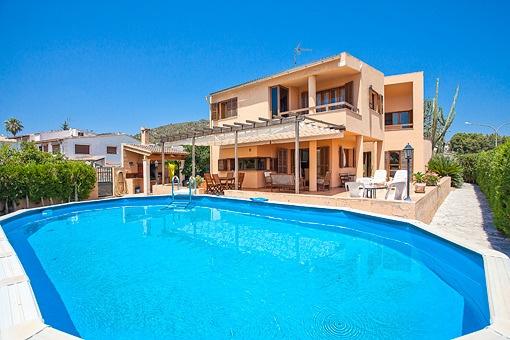 villa in Palma City