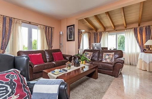 Exclusive living area