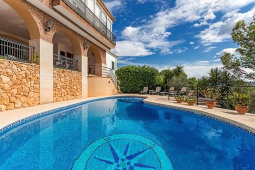 Mallorquin pool