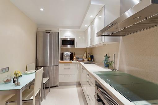 Noble kitchen