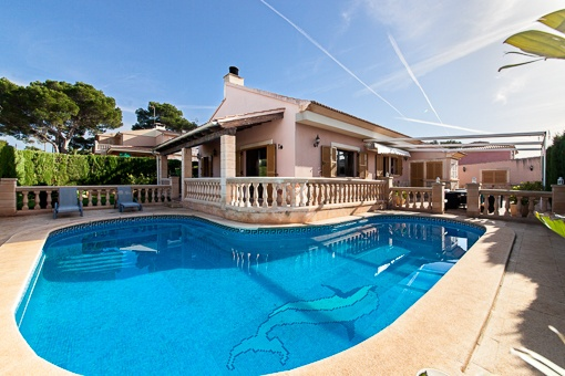 villa in Bahia Grande for sale