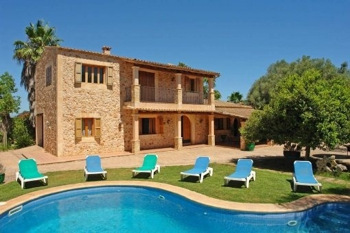 Rustic Finca with lots of charm in Felanitx