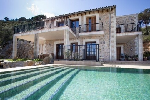 Country house with dreamlike views in Manacor