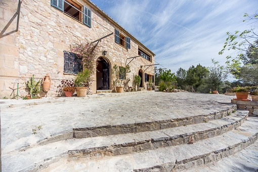Porta Treppen mallorcan country house with panoramic views purchase