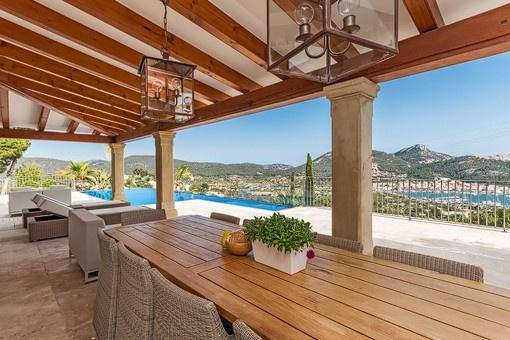 villa in Puerto Andratx for sale