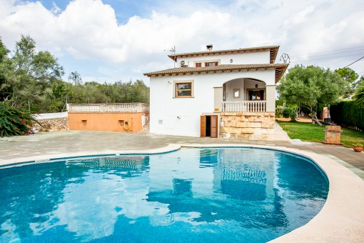 villa in Sa Cabaneta - Marratxi for long term rent