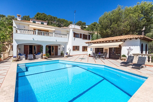 Family home with huge potential in Costa d'en Blanes