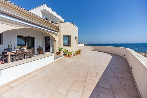 Beautiful house in cala gamba purchase for Ciudad jardin ibiza