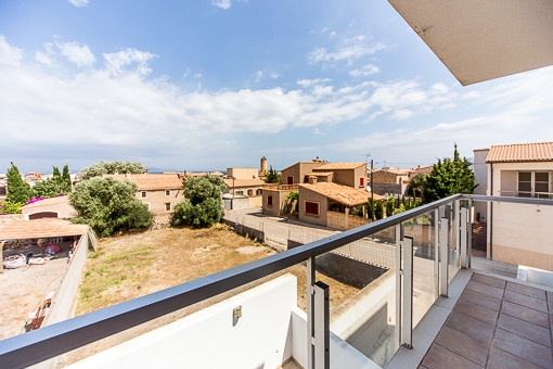Beautiful apartment in Colonia St. Pere with huge roof terrace