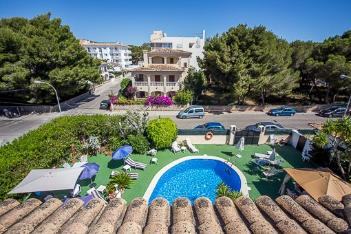 Large villa with 3 independent apartments in Cala Ratjada