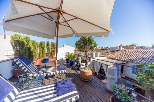 Living in style in the heart of Artà