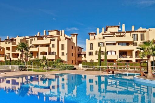 apartment in Puig de Ros