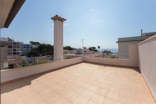 villa in Cala Mayor