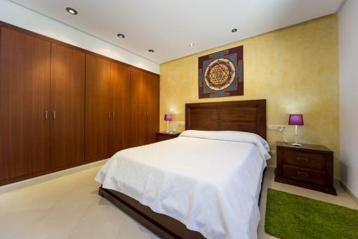 Friendly bedroom