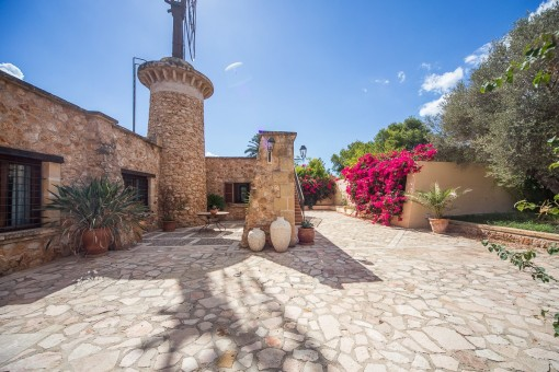 finca in Palma Surroundings