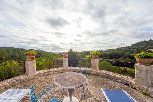 Exceptional Finca property in the middle of the Parc de Levante