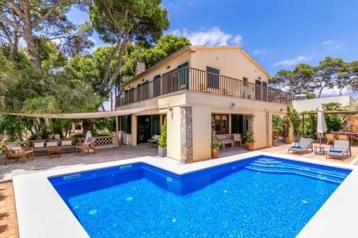 villa in Can Pastilla