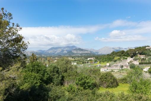 Dreamlike views of the Tramuntana