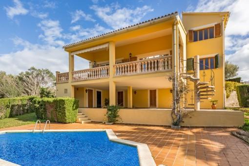 Seaview villa in Bahia Azul