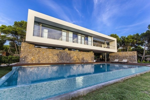 Very exclusive designer villa in Cala Gat