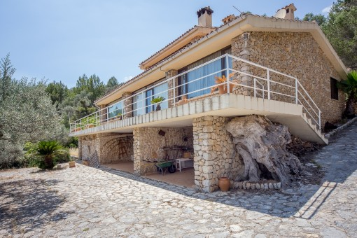 finca in Mancor de la Vall for sale