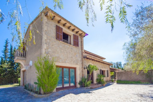 finca in Arta for sale