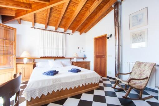 Friendly double bedroom