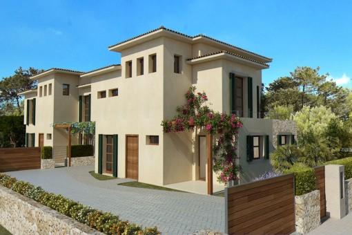house in Cala Bona