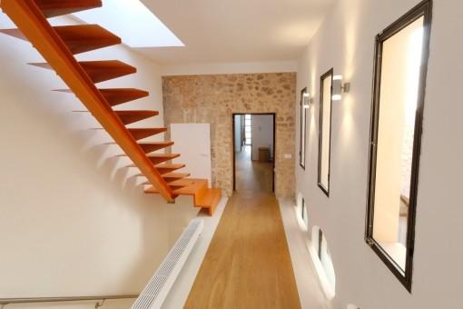 Bright corredor