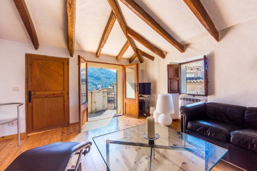 Traditional Majorcan town house in Valldemossa