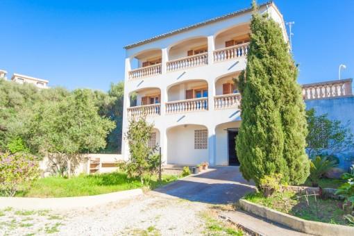 villa in Capdepera