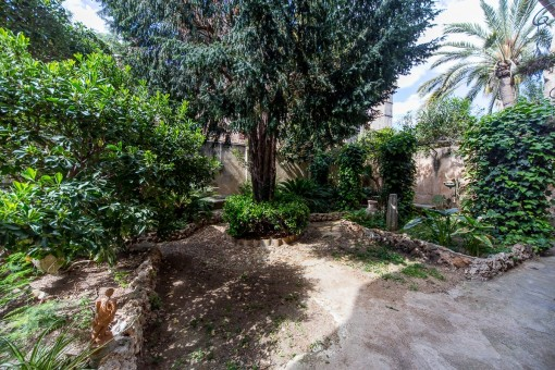Mediterran patio