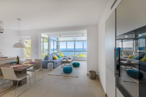 apartment in Costa den Blanes