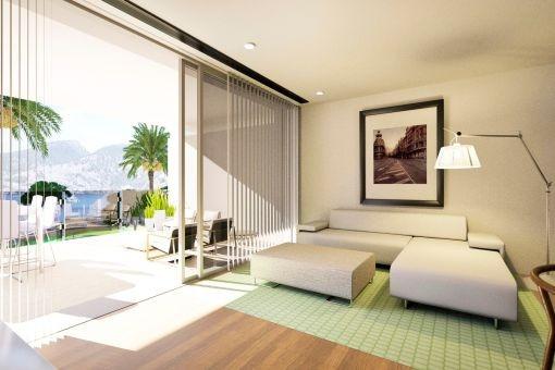 apartment in Camp de Mar