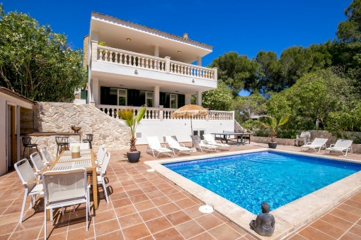 villa in Font de sa Cala for sale