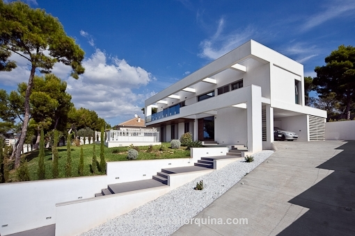 villa in Cala Vinyas