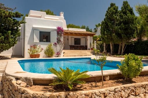 villa in Cala Serena