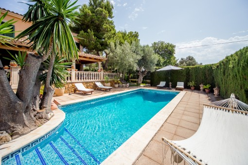 Magnificent villa in a beautiful location in Sa Rapita