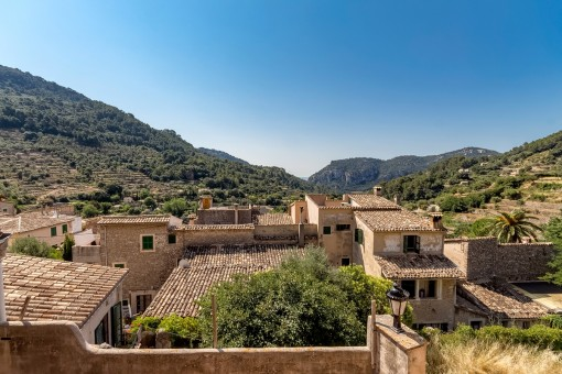 Views over Valldemossa