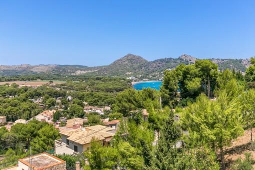 Marvellous landscape views