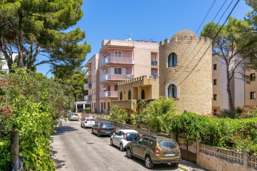 Investment object in Cala Rajada, located in a quiet reditential street