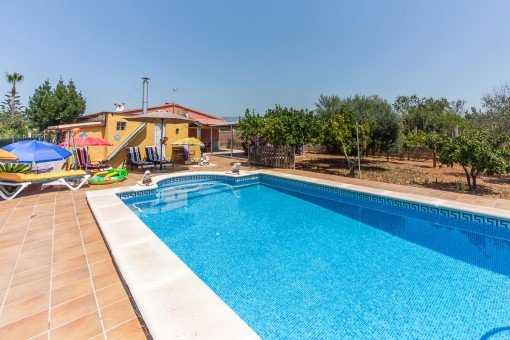 Comfortable Mallorcan house in Son Daviu Nou-Marratxi-