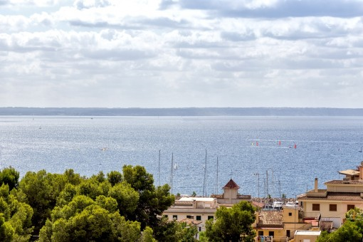 apartment in Cala Mayor for sale