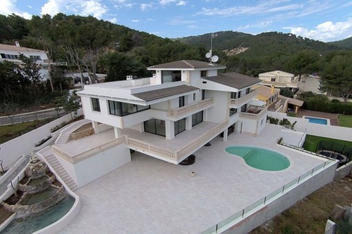villa in Son Vida