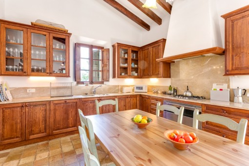 Wonderful country house kitchen