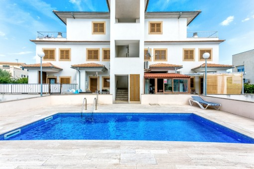 apartment in Puerto Alcudia