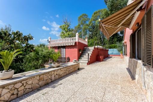 finca in Palma Surroundings