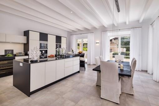 Top-quality kitchen from Allmilmo