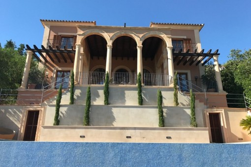 villa in Puerto Andratx for sale