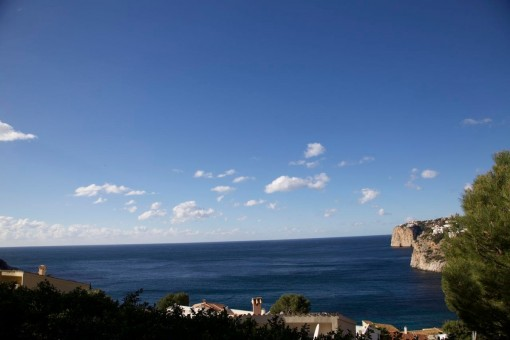 Spectacular sea views